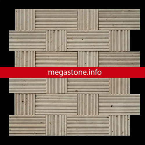 Light travertine Hasser (4,8X10)