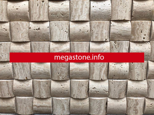 Turco travertine(4,8X4,8)
