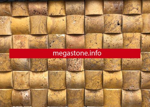Yellow travertine(4,8X4,8)