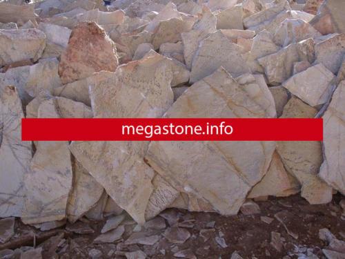 Кайрак с фосили